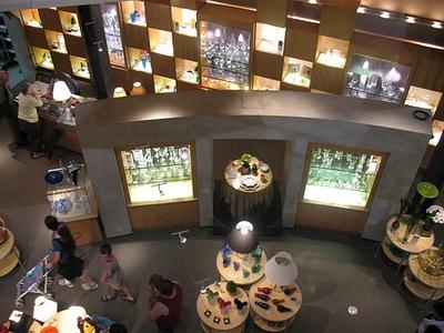 Корнингский Музей Стекла (The Corning Museum of Glass)