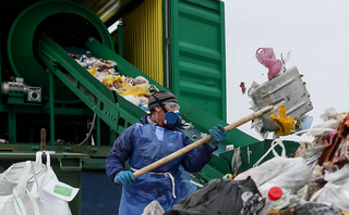 The first bankruptcy procedure of a garbage operator began in Russia